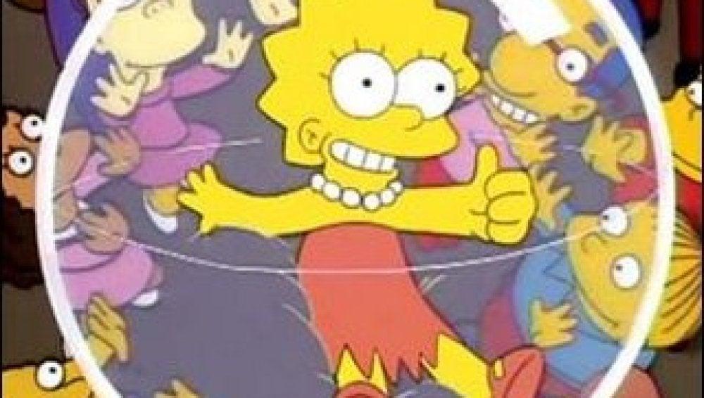 Los Simpson, capítulo 289