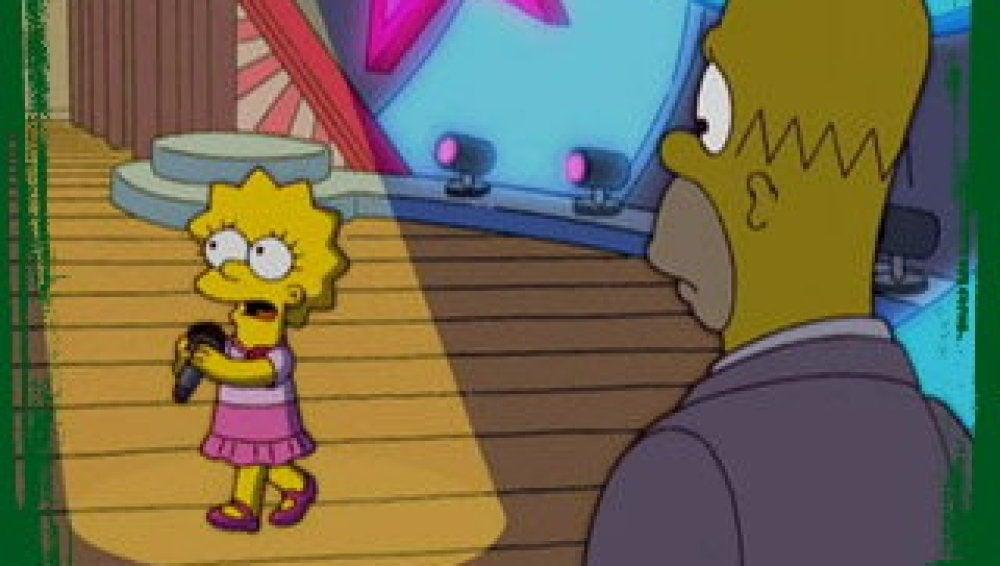 Los Simpson, capítulo 353