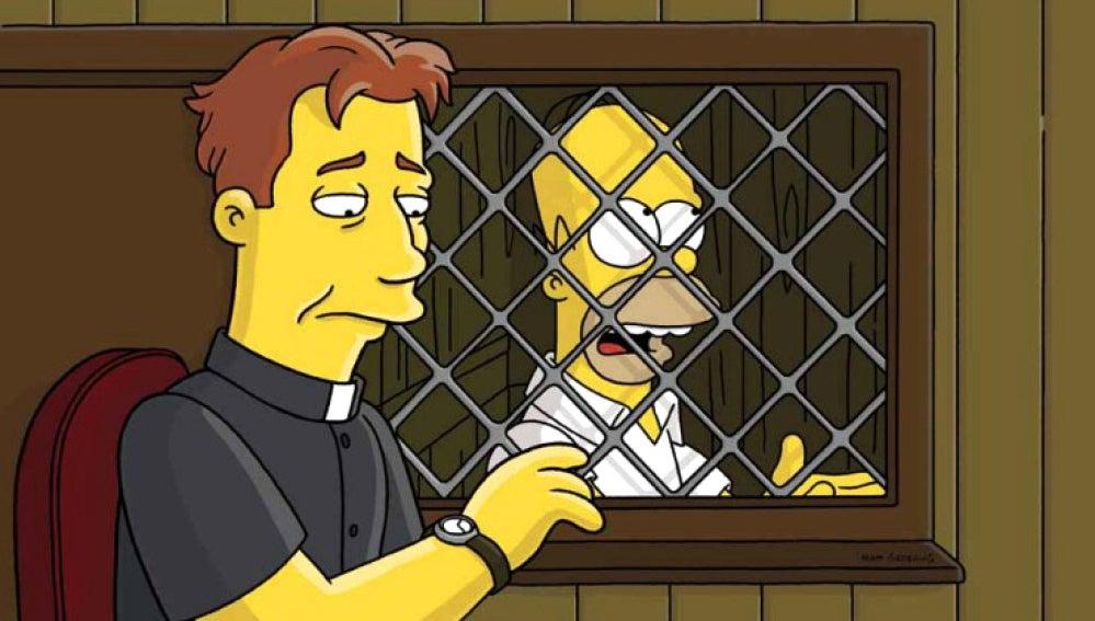 Los Simpson, capítulo 356