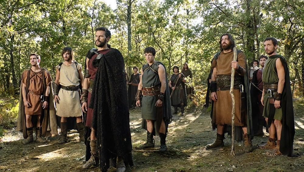 Los rebeldes de Hispania