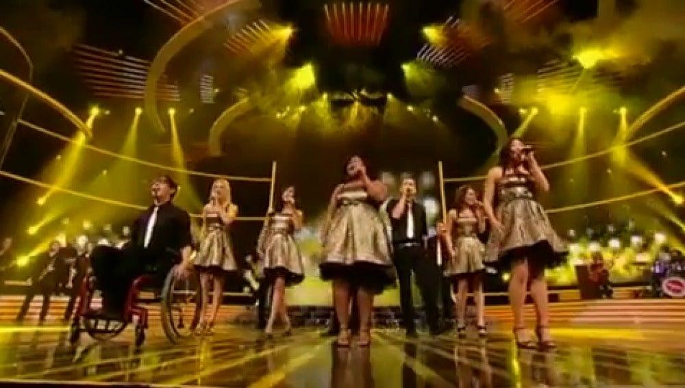 Glee en Factor X