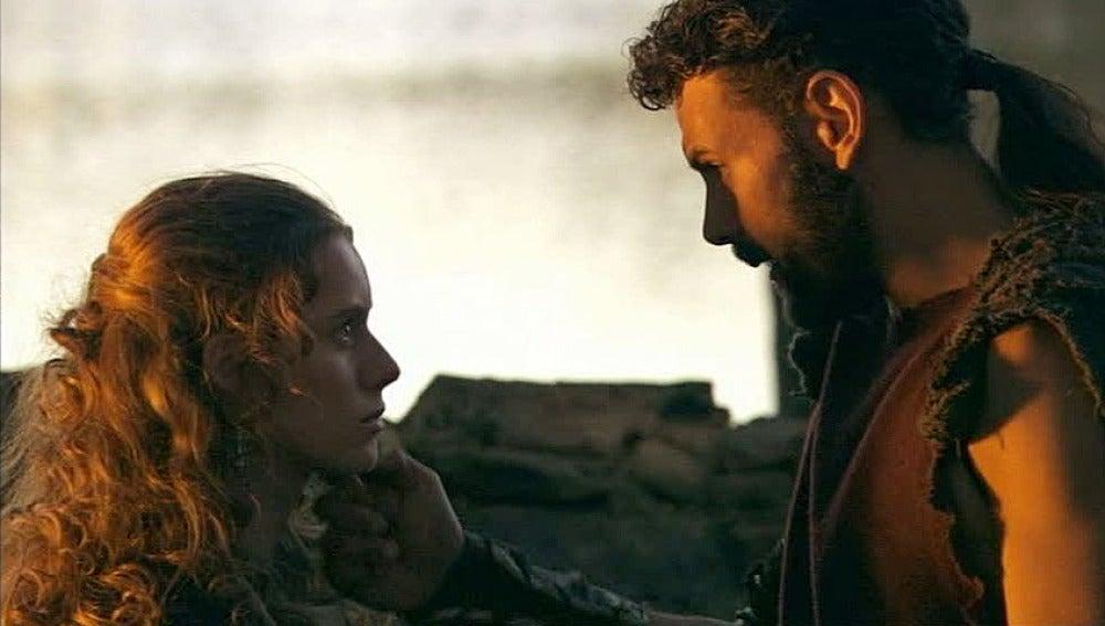 Helena y Viriato permanecen unidos en secreto