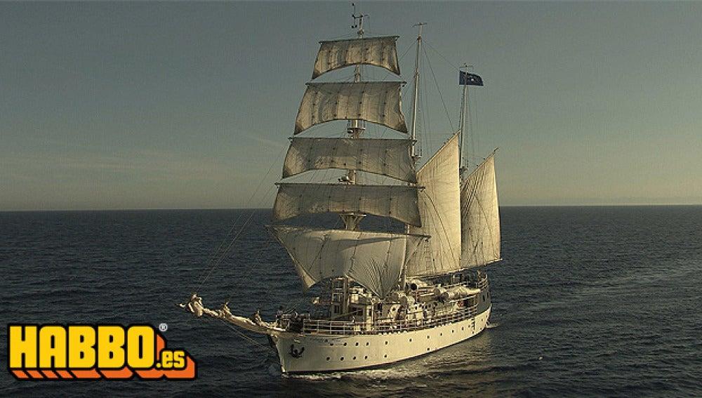 El Barco y Habbo