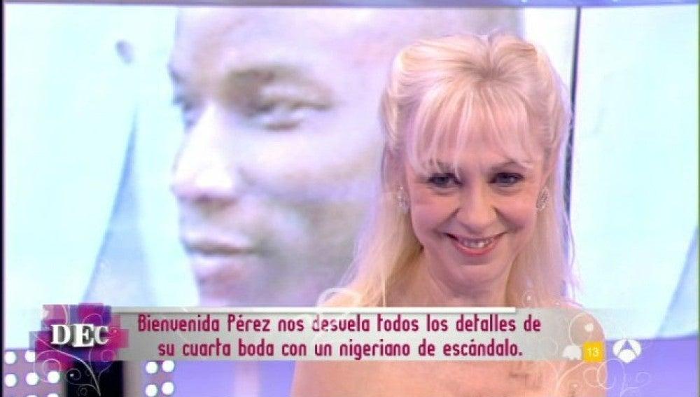 Bienvenida Pérez