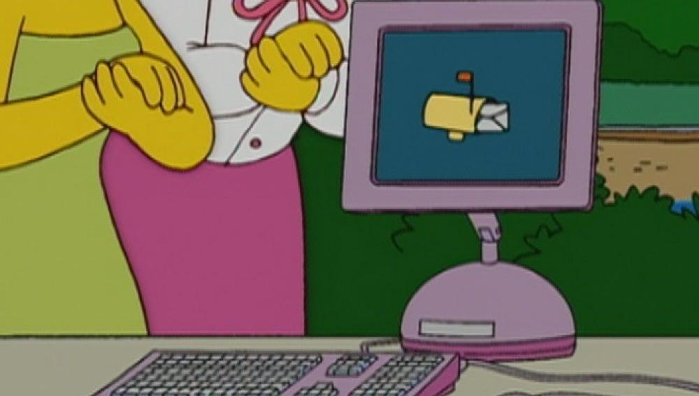 Susan Sarandon en Los Simpson