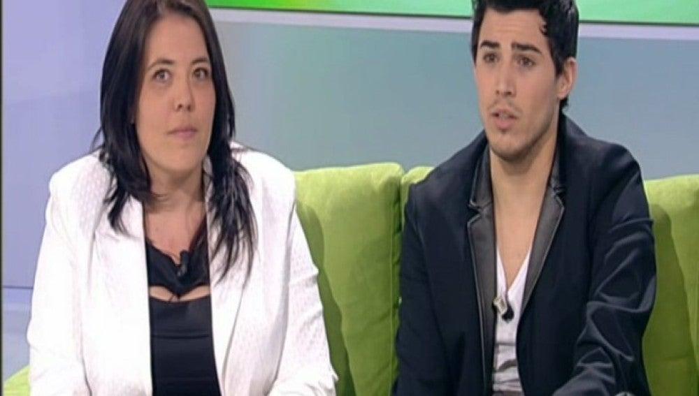 Yolanda y Ángel Capel en El Diario
