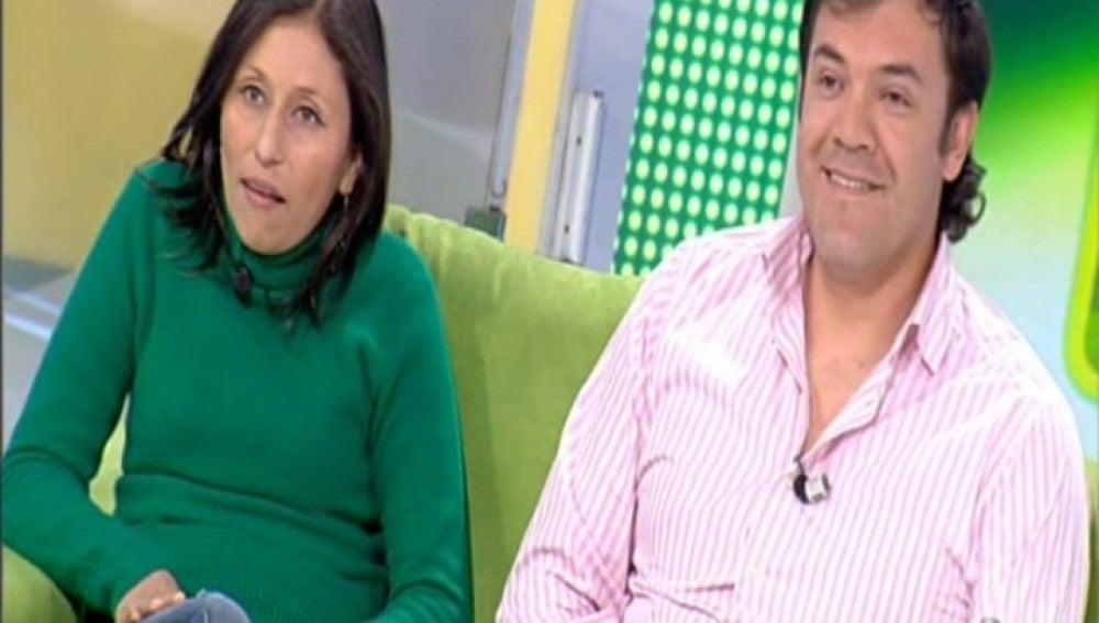 Tina y Freddy en EL Diario