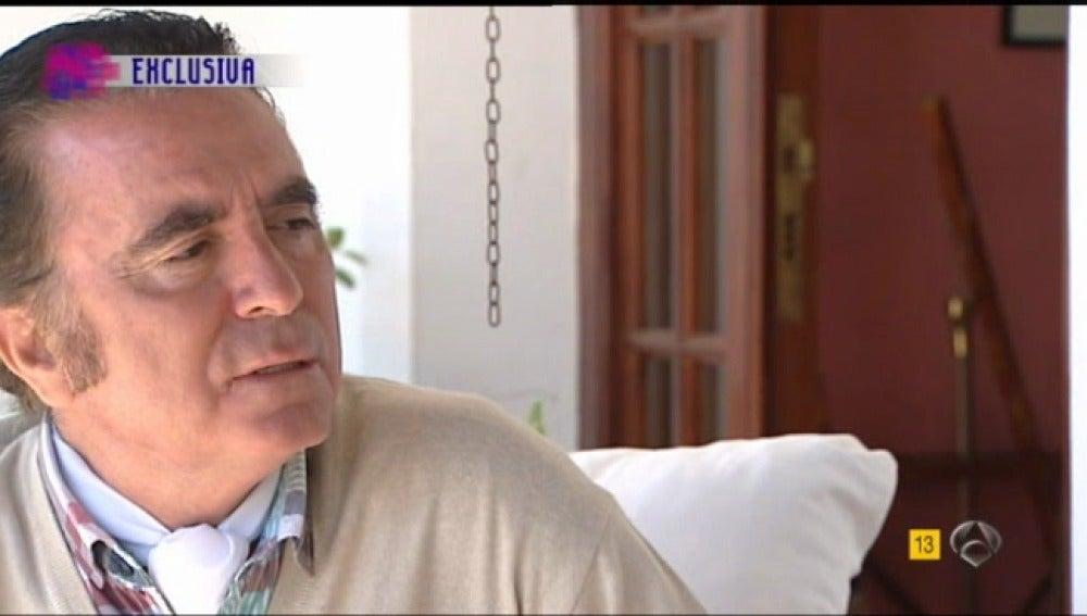 José Ortega Cano en DEC
