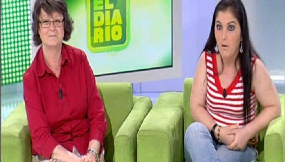 Ascensión y Carmen en El Diario