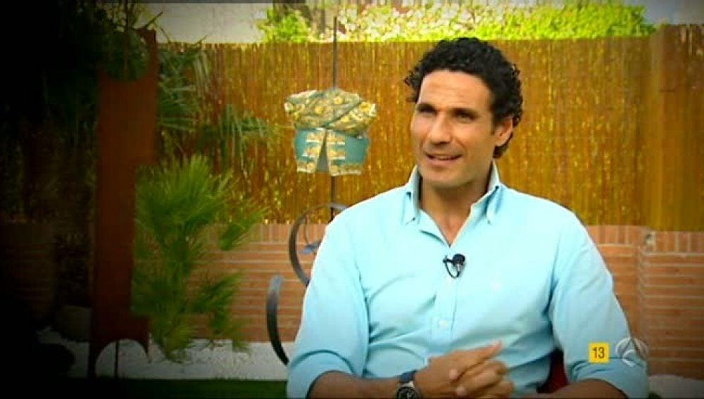 Óscar Higares en DEC