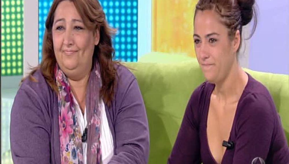 Manoli y Ana en El Diario