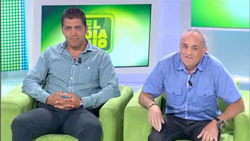 Manuel y Raimundo en El Diario