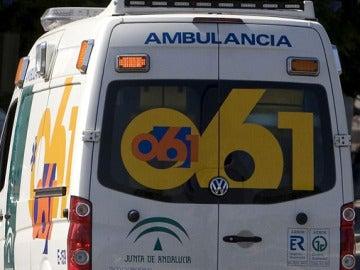 Ambulancia en Sevilla
