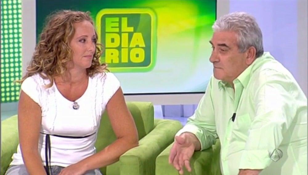 Juan y Natalia en El Diario