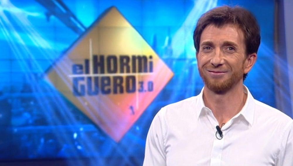 """Pablo Motos en """"El Hormiguero"""""""