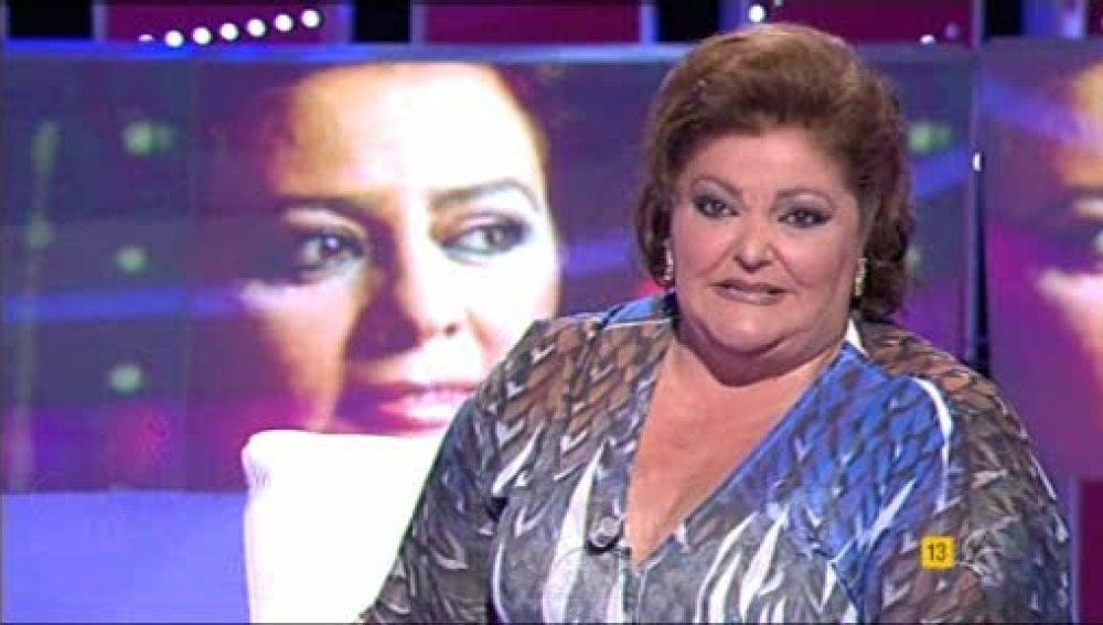 Charo Reina habla de María del Monte