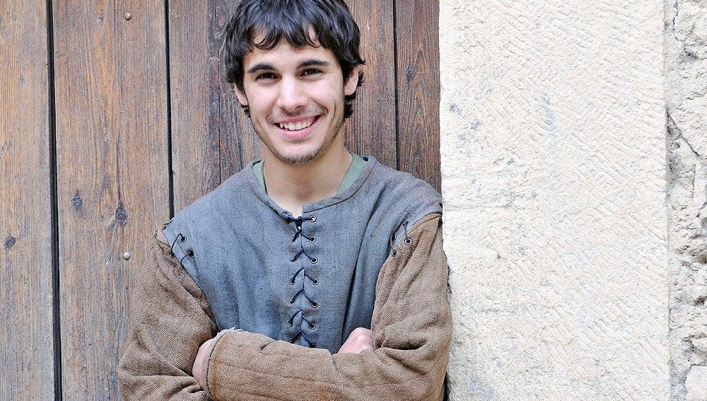 Adrián Expósito es Cristóbal
