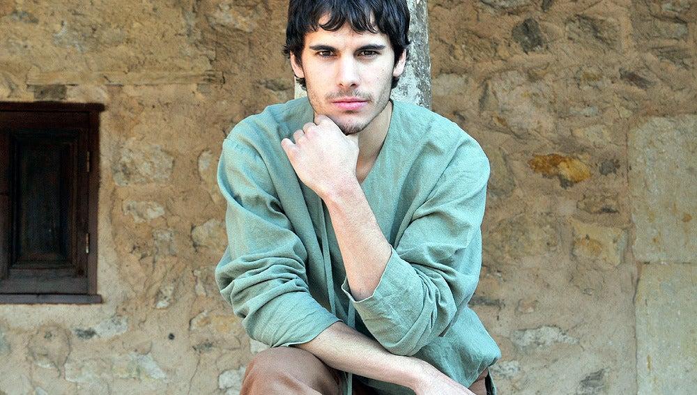 Adrián Expósito es Cristóbal en 'Toledo'