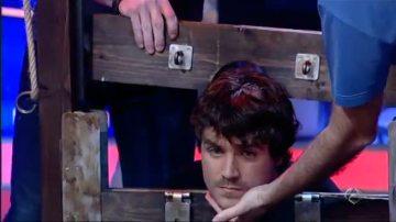El Hormiguero y Dani Martín piden disculpas por la broma de la guillotina