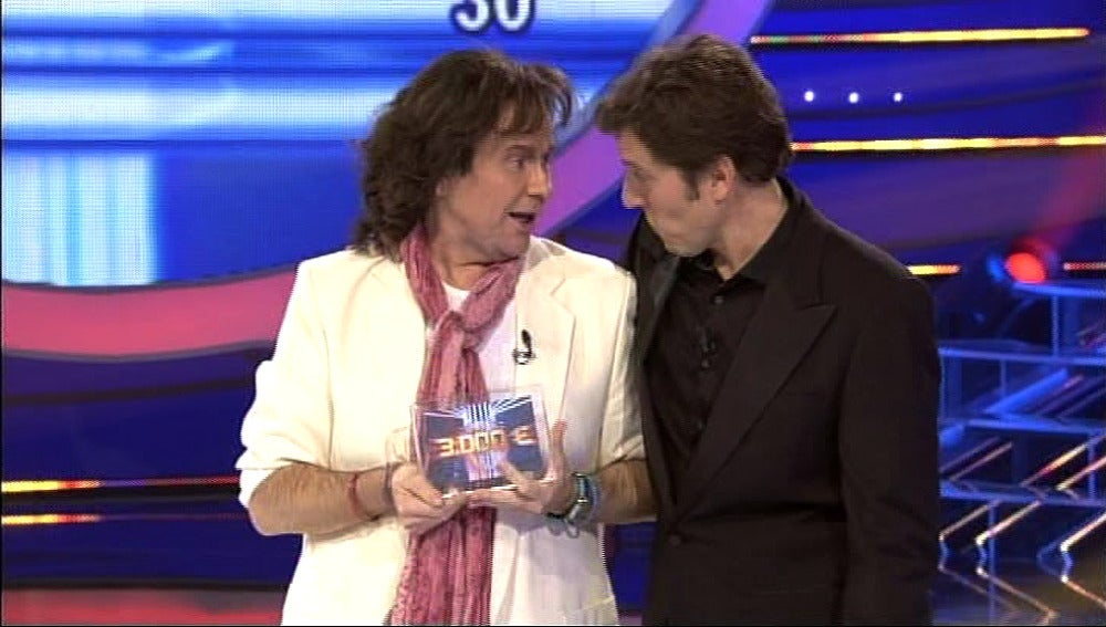 Santiago Segura gana la séptima gala de Tu cara me suena