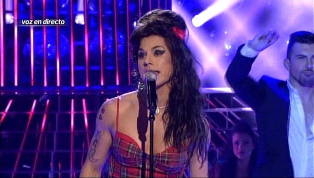 Julio Iglesias Jr homenajea a Amy Winehouse