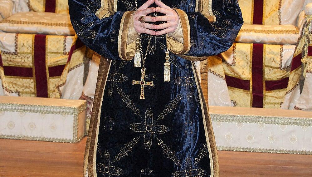 Rubén Ochandiano es el Arzobispo Oliva