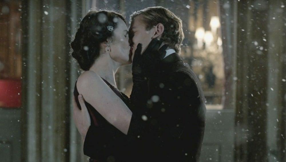 Matthew le propone matrimonio a Lady Mary