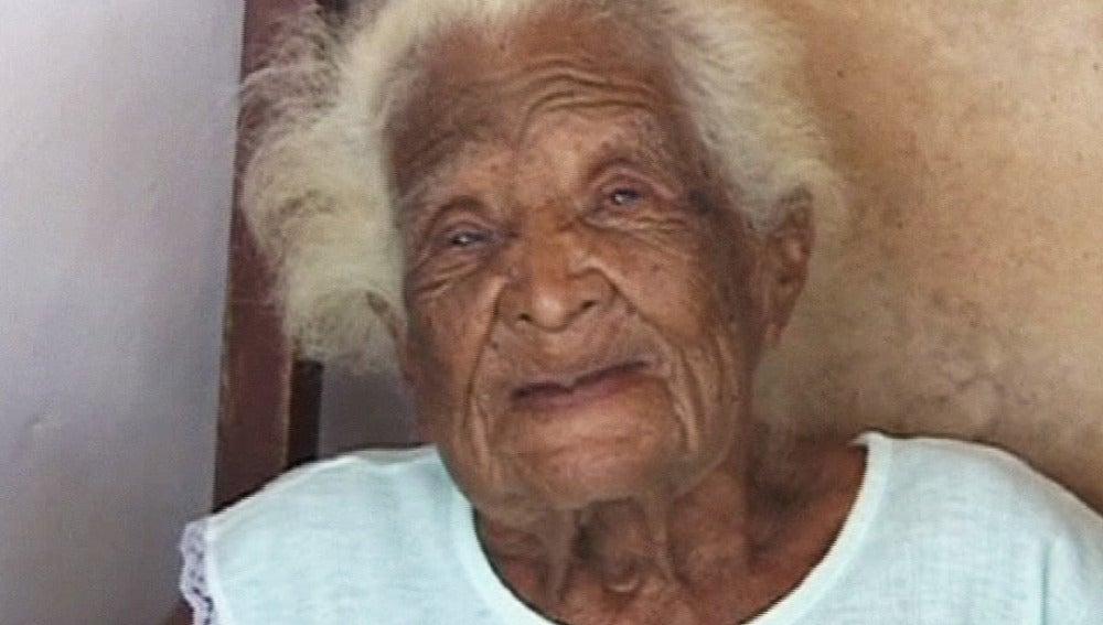 Juana Bautista, la mujer más anciana del mundo