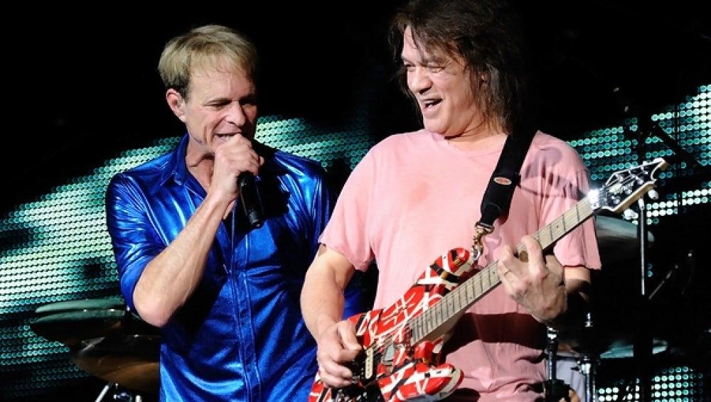 Van Halen presenta su primer disco en 14 años con show privado en Los Ángeles