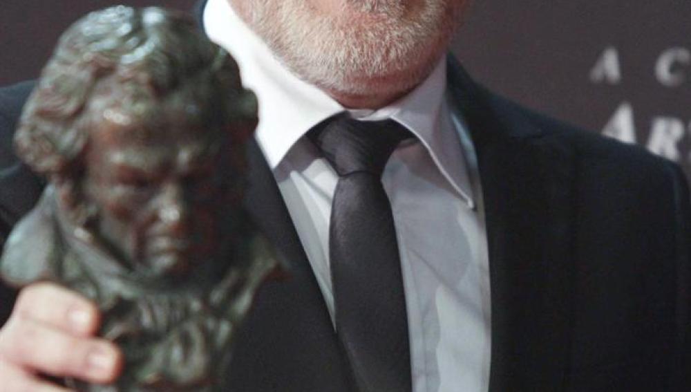 Lluis Homar, Goya a mejor actor de reparto