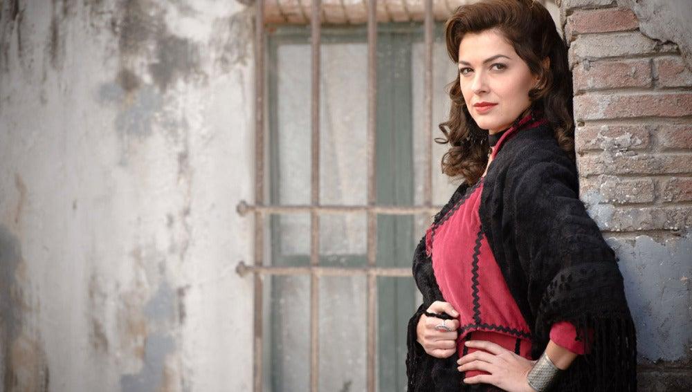 Cristina urgel es Eva Hernández