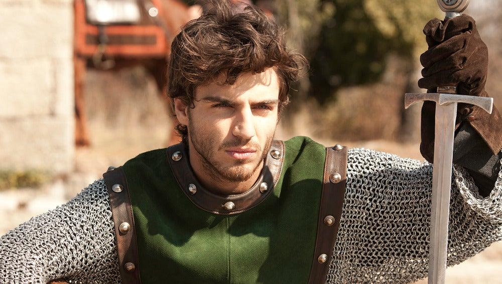 Martín admira la valentía de su padre