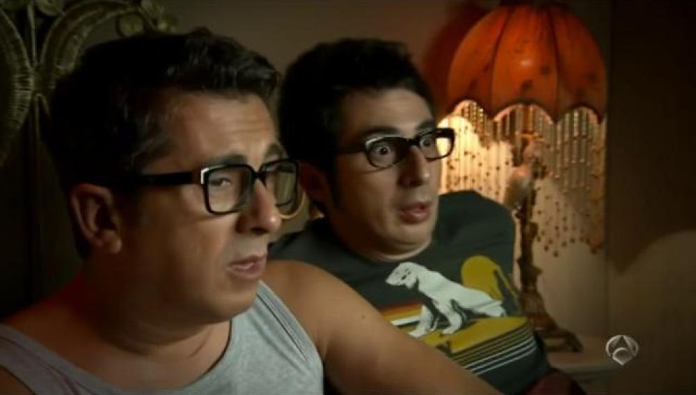 Andreu y Berto