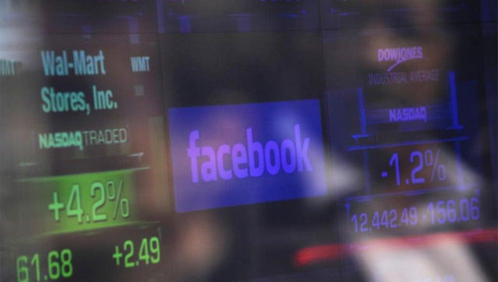Facebook sale a bolsa