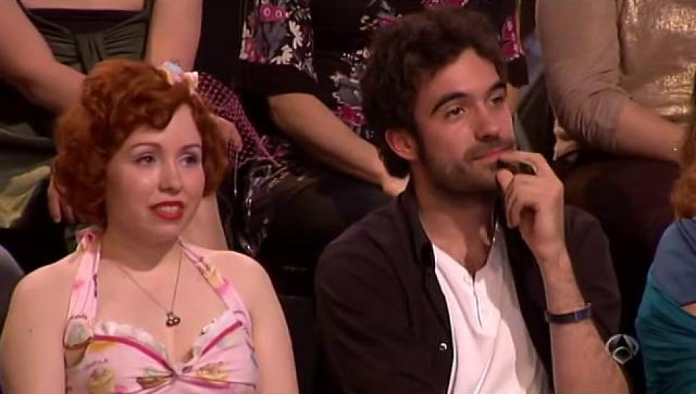 Lady Cherry y Dan