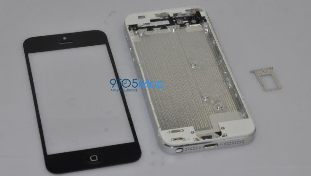 Primeras imágenes del iPhone 5