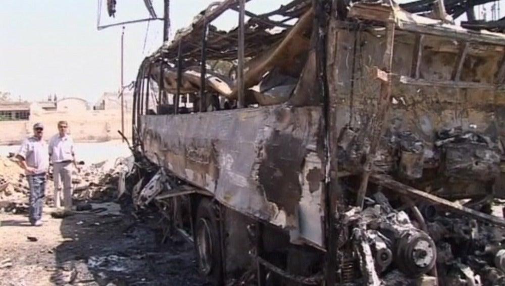 Coche bomba en Damasco