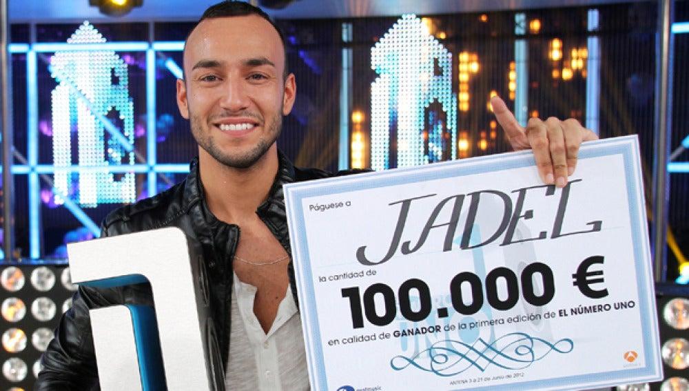 Jadel es 'El Número Uno'