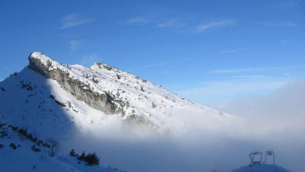 Imagen de los Alpes