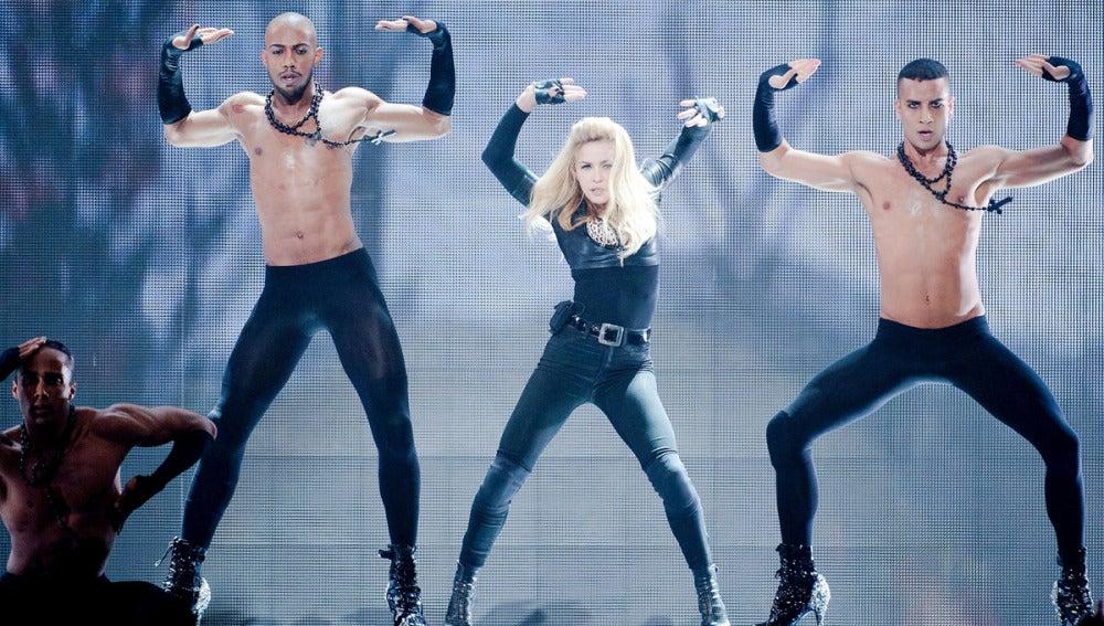 Madonna en concierto (08-07-2012)