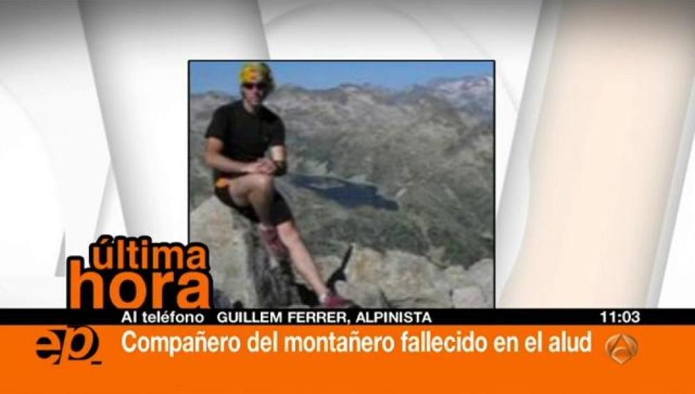 "Guillem Ferrer: ""He vuelto a nacer"""