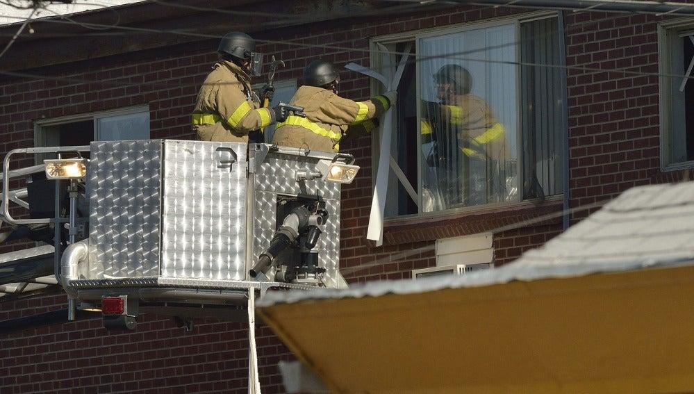 La vivienda del asesino de Denver estaría llena de explosivos