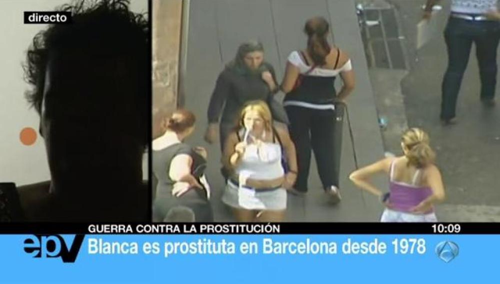 Los vecinos de Barcelona están hartos del sexo callejero