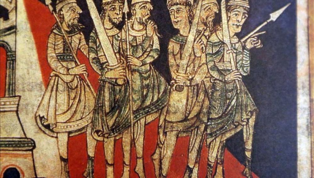 Página de la edición facsímil del Códice