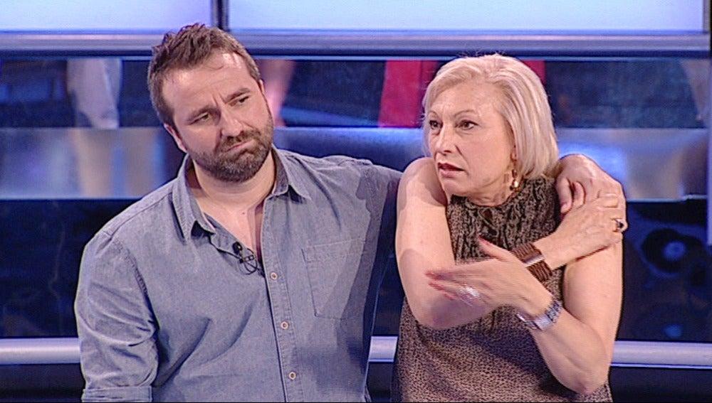 Clotilde y Juan Luis