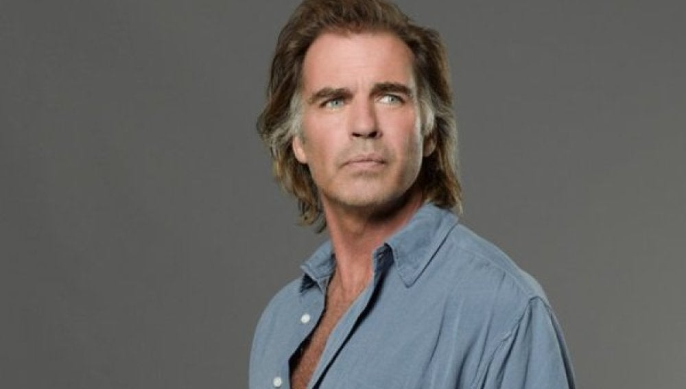 El actor Jeff Fahey