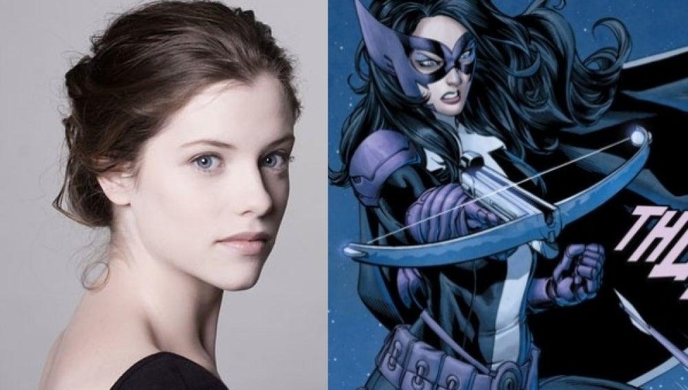 Jessica De Gouw aparecerá en  'Arrow'