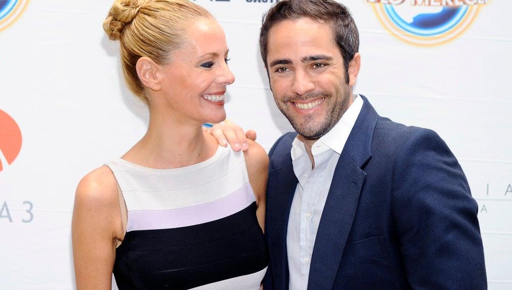 Paula Vázquez y Roberto Leal
