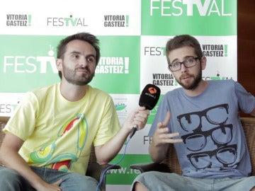 Cristóbal Garrido y Miguel Campos I Chessboxing