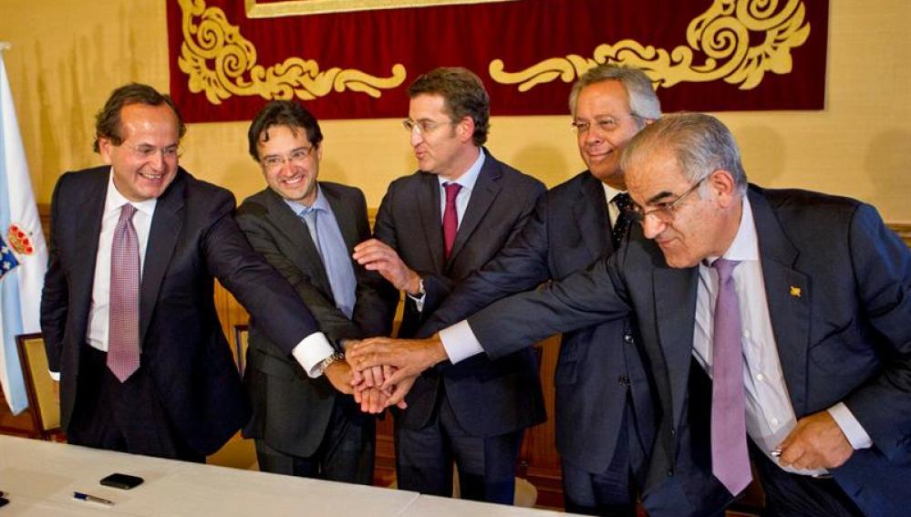 Pemex firma construcción en Galicia de 2 buques hotel por 300 millones